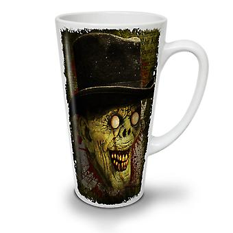 Gentleman Dead man NEW White Tea Coffee Ceramic Latte Mug 12 oz | Wellcoda