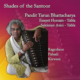 Bhattacharya * Tarun / Hossain * Enayet / Bhattacharya - schaduwen van de Santoor [CD] USA import