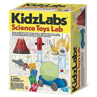 Świetne gadżety 4M Kidz Labs Sci zabawki Lab