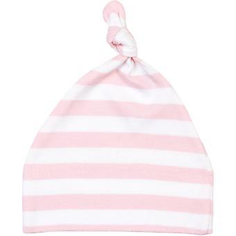 Babybugz Childrens Baby Stripy One Knot Hat