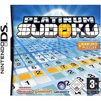 Platinum Sudoku (Nintendo DS)-nya