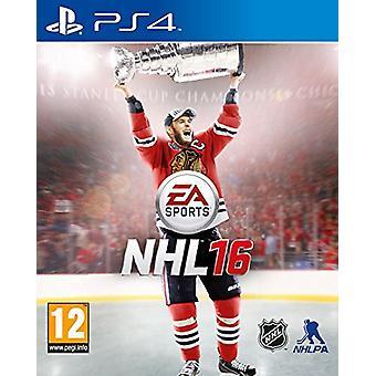 NHL 16 (PS4)-nieuw