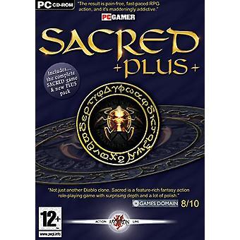 Sacred - Plus (PC) - Uusi