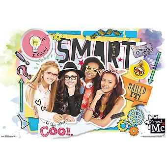 Project Mc2 - Group Poster Print (34 x 22)