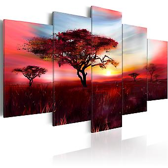 Canvas Print - Wild savannah