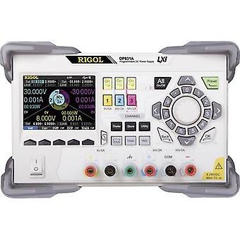 Rigol DP831A Bench PSU (adjustable voltage) 0 - 5 V DC 0 - 5 A 195 W No. of outputs 3 x