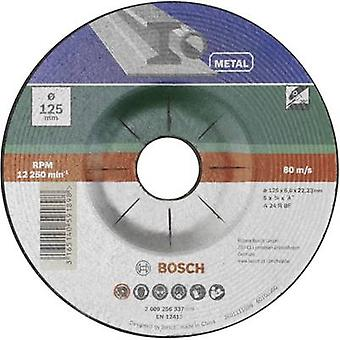 Bosch-lisä varusteet 2609256336 A 24 P BF-hionta levy (off-Set) 115 mm 22,23 mm 1 kpl