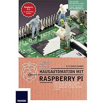 فرانزيس فيرلاغ Hausautomation mit Raspberry Pi 978-3-645-60391-1