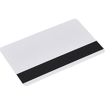 188070 Chipkarte HICO Weiß 1 Stk.(l) (L x B x H) 85,7 x 54 x 0,76 mm