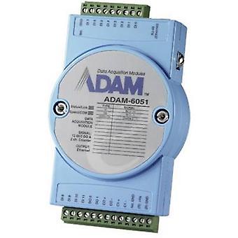 Advantech ADAM-6051-D I/O-moduuli DI/O I/O-numero: 16 12 V DC, 24 V DC