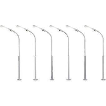Viessmann H0 Whip-type lamp post Single Assembled 1 Set