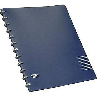 Elba Ring binder manageMe! 61420DB A4 No. of sleeves: 25 Dark blue 1 pc(s)