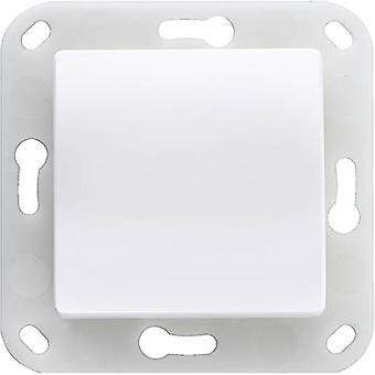 Sygonix Sygonix dekken Blind SX.11 wit, (glanzende) 33593C