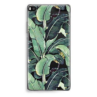 Huawei Ascend P8 gennemsigtig sag (Soft) - bananblade