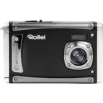 Rollei Sportsline 80 Digital camera 8 MP Black Full HD Video, Shockproof, Underwater camera, Dustproof