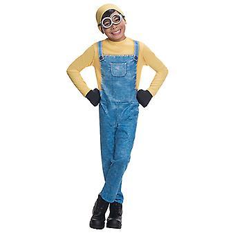 Minion Bob niño traje set 4 piezas Minionkostüm para niños