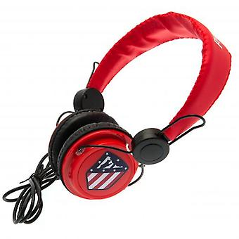 Atletico Madrid Headphones