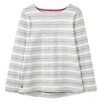 Joule Joule Hafen Langarm Womens Jerseyshirt (Z)