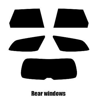 Pre cut ikkunasävy - Citroen C5 Estate - 2009-2016 - takaikkunat