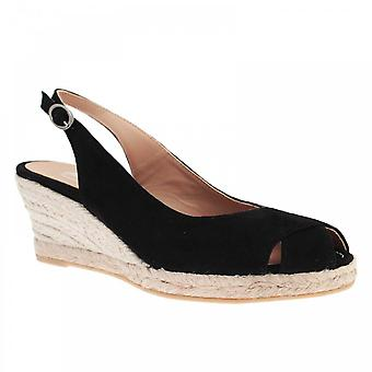 Castell Cross Over Espadrill Sandal