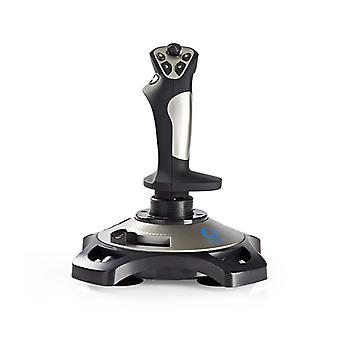 Joystick med vibrationseffekter,  USB-driven