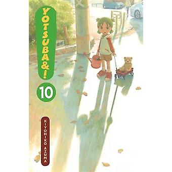 Yotsuba&! - v. 10 by Kiyohiko Azuma - 9780316190336 Book