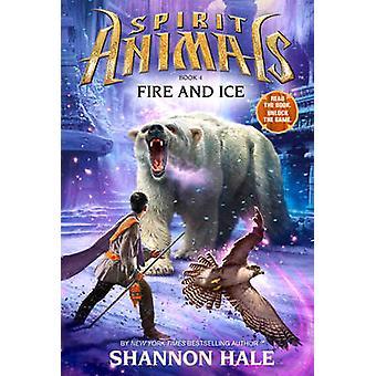 Ild og is - 4 av Shannon Hale - 9780545522465 bok