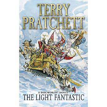 ライトファンタスティック - 978055216 - テリー ・ プラチェットのディスクワールド小説 2