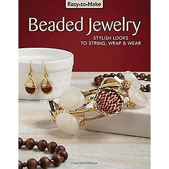 Easy To Make Beaded Jewelry - 9781497203105 Book