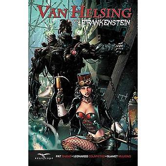 Van Helsing vs Frankenstein by Patrick Shand - 9781942275510 Book