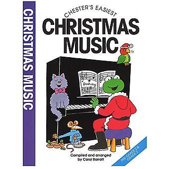 Chester's Easiest Christmas Music