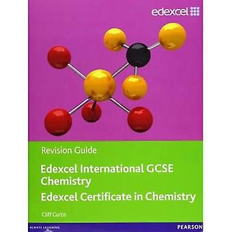 Edexcel IGCSE Chemistry Revision Guide with Student CD