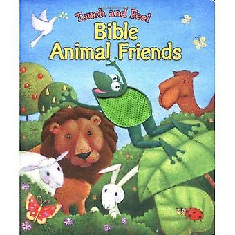 Touch en Feel Bijbel dierenvrienden (Touch en Feel-Touch en Feel)