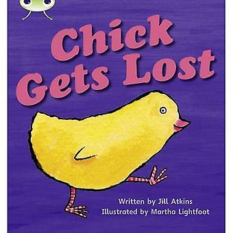 Phonics bugg: Chick blir förlorade fas 3