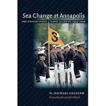 Muutos on Annapolis: Yhdysvallat Merisotakoulu 1949-2000