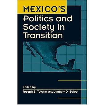 Mexico politiek en maatschappij in de overgang