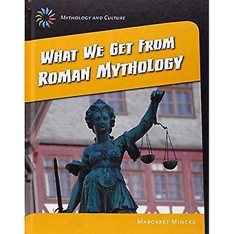Vad vi får från romersk mytologi (21st Century färdigheter bibliotek: mytologi och kultur)