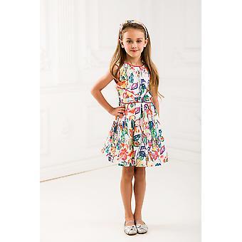 Blomst pige kjole