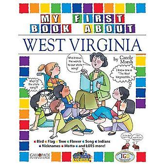 Il mio primo libro su West Virginia!