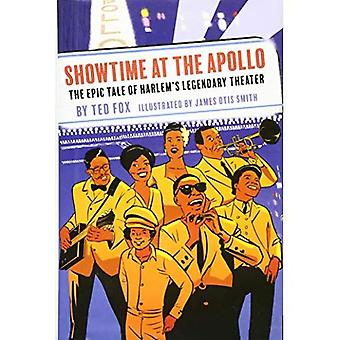Showtime på Apollo: Harlems legendariska teatern