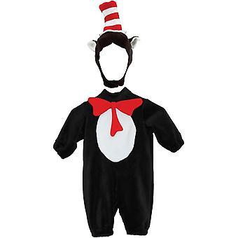 Cat In Hat Infant Costume