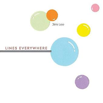 Lines Everywhere (Jimi Lee Board Books)
