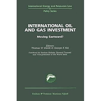 Kansainvälinen öljy-ja kaasu alan investointi Walde & Thomas W.