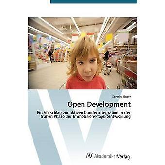Open-Entwicklung von Boser Severin