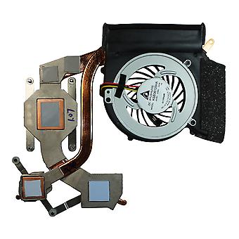 Lenovo Thinkpad SL510K Independent Video Card Version Replacement Laptop Fan With Heatsink
