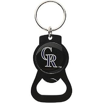 Colorado Rockies MLB Bottle Opener nøgle kæde