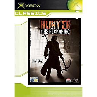 Hunter The Reckoning (Xbox Classics) - New