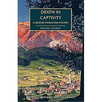 Döden i fångens Kap: ett andra världskriget mysterium (British Library Crime Classics)