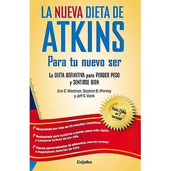Nueva Dieta de Atkins by Varios - Eric C Westman - 9780307882943 Book