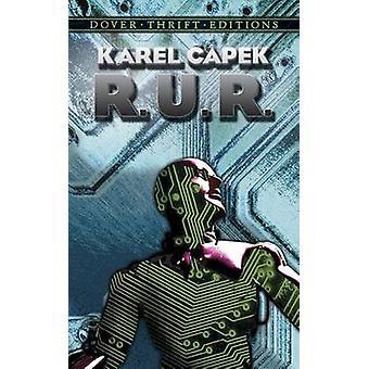 R.U.R. by Karel Capek - 9780486419268 Book